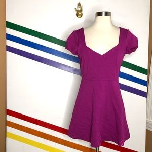 NEW Urban Outfitters fit flare dress
